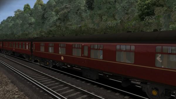 скриншот LNER Black Class A3 'Flying Scotsman' Loco Add-On 2