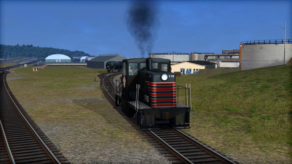 скриншот Boston & Maine GE 44 Loco Add-On 2