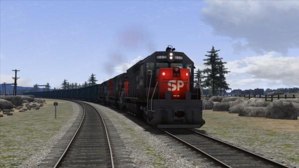 скриншот Southern Pacific SD45 Loco Add-On 0