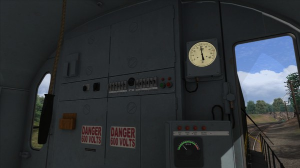 скриншот PRR Alco RS11 Loco Add-On 1