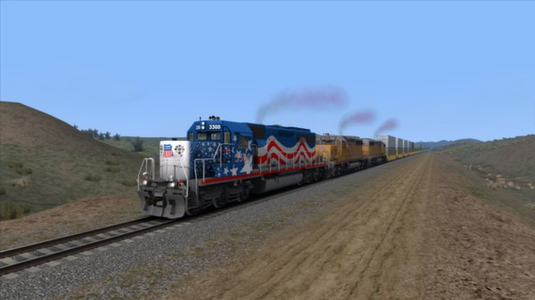 SD40-2 Independence Loco Add-On
