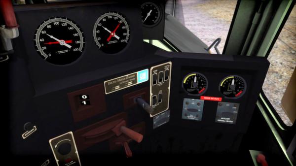 скриншот Union Pacific DDA40X Centennial Loco Add-On 3
