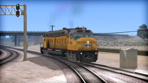 скриншот Union Pacific DDA40X Centennial Loco Add-On 5