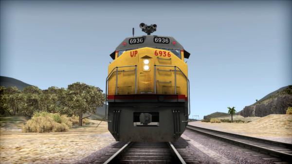 скриншот Union Pacific DDA40X Centennial Loco Add-On 2