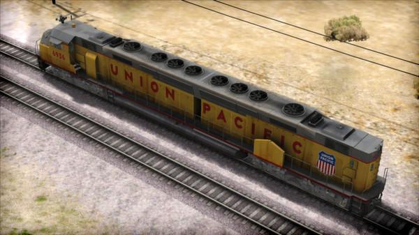 скриншот Union Pacific DDA40X Centennial Loco Add-On 4