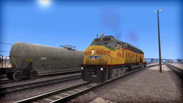 скриншот Union Pacific DDA40X Centennial Loco Add-On 0