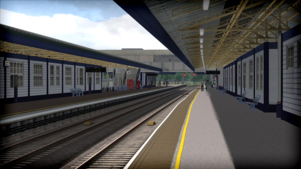 скриншот The Riviera Line: Exeter-Paignton Route Add-On 3