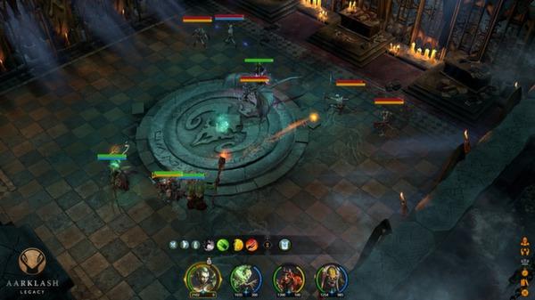 скриншот Aarklash: Legacy 2
