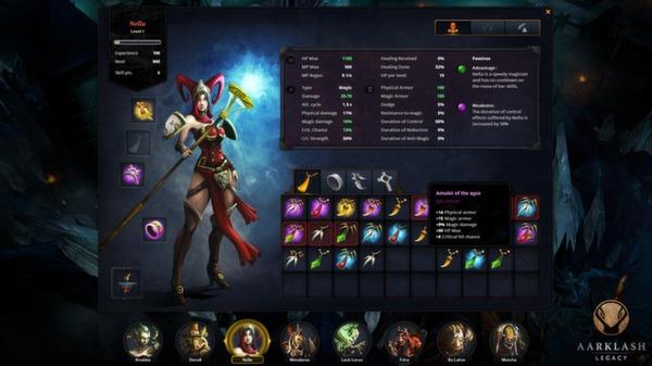 скриншот Aarklash: Legacy 4