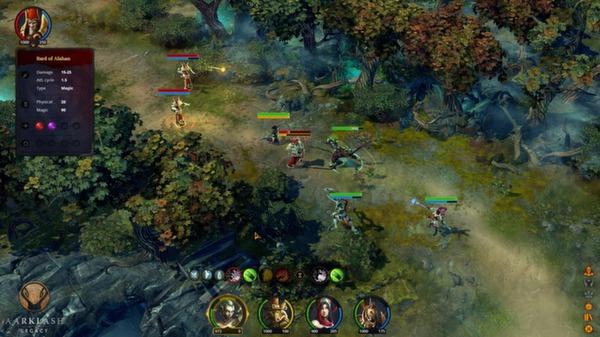 скриншот Aarklash: Legacy 1