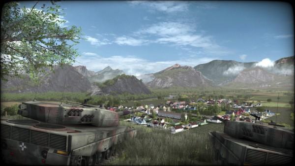 Скриншот №2 к Wargame Airland Battle