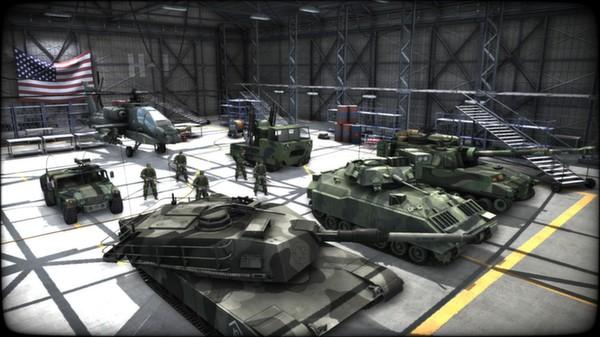 Скриншот №5 к Wargame Airland Battle