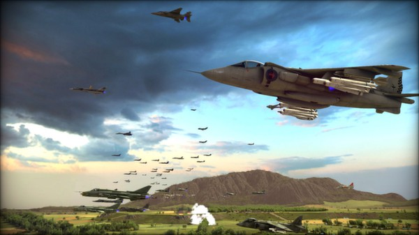Скриншот №1 к Wargame Airland Battle