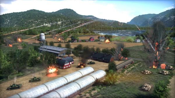 Скриншот №7 к Wargame Airland Battle