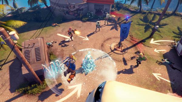 скриншот Dead Island: Epidemic 0