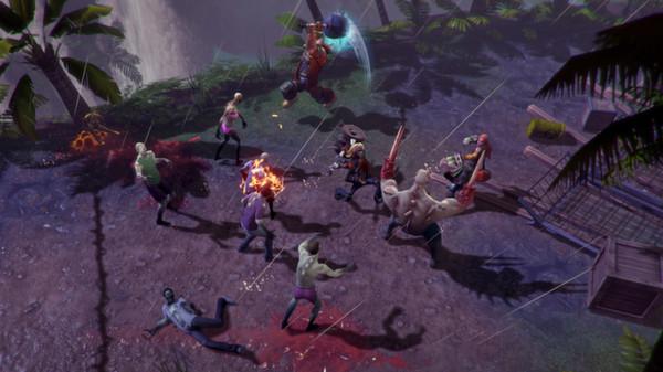 скриншот Dead Island: Epidemic 1