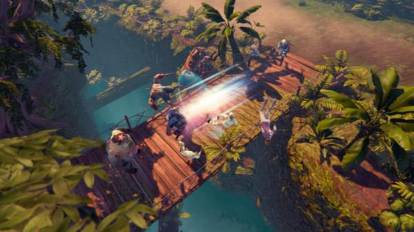 скриншот Dead Island: Epidemic 4