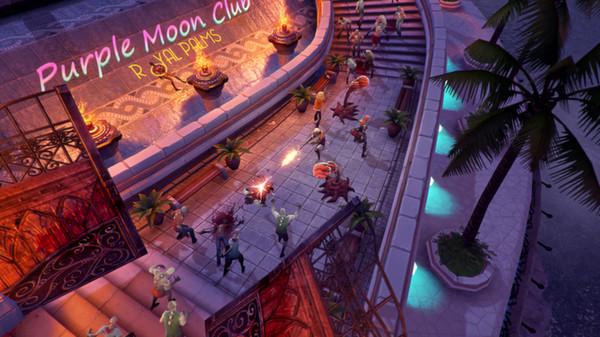 скриншот Dead Island: Epidemic 3