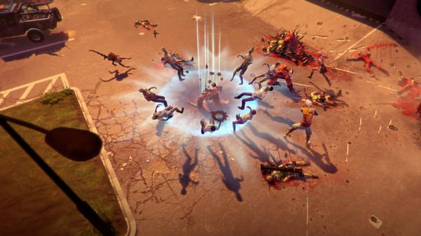 скриншот Dead Island: Epidemic 2