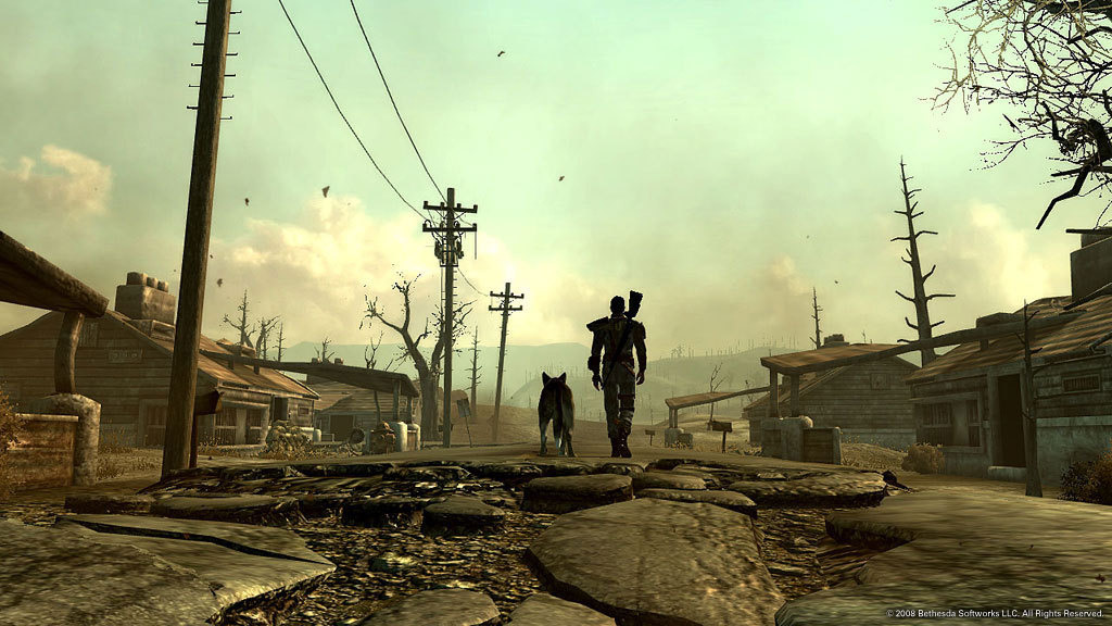 dating fallout 3
