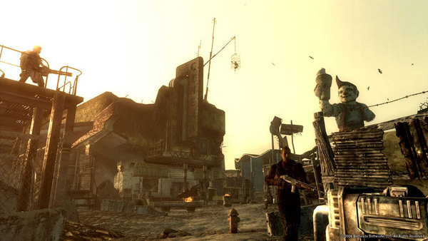 Скриншот №10 к Fallout 3