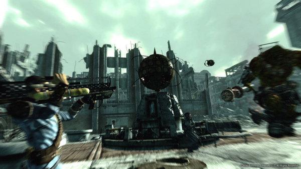 Fallout 3 скриншот