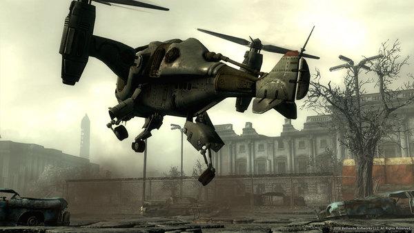 Скриншот №15 к Fallout 3