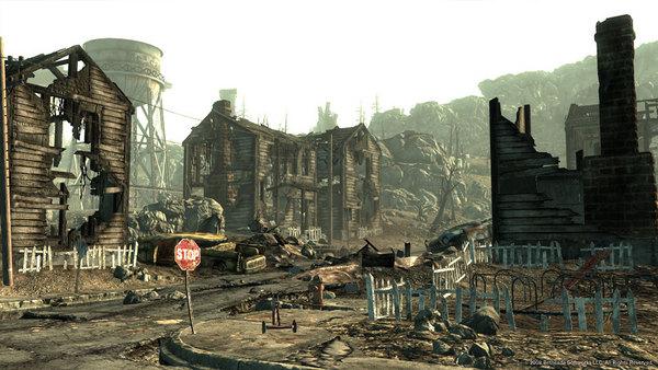 Скриншот №16 к Fallout 3