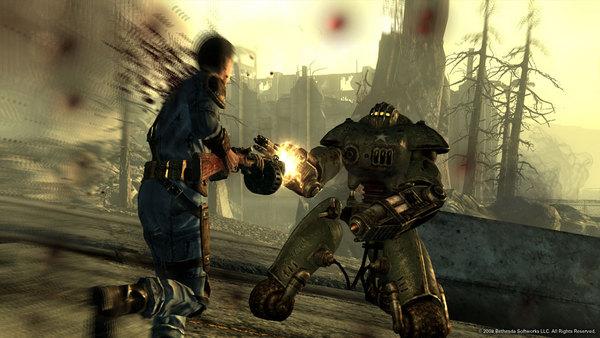 Скриншот №17 к Fallout 3