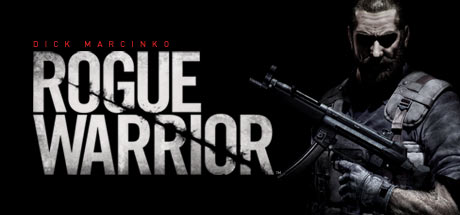 Rogue Warrior Cover Image