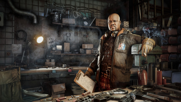 Homefront: The Revolution скриншот