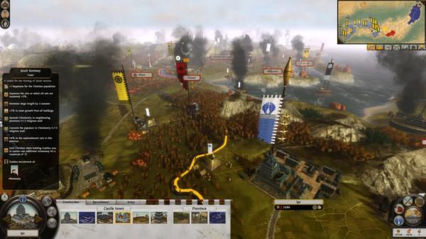 Скриншот №4 к Total War SHOGUN 2 – Otomo Clan Pack DLC
