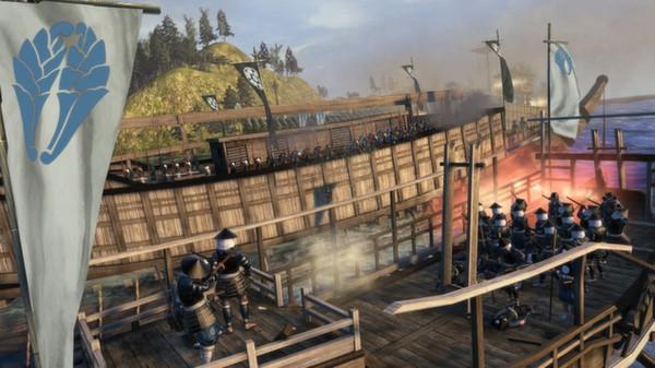 Скриншот №2 к Total War SHOGUN 2 – Otomo Clan Pack DLC