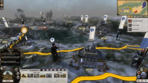 Скриншот №5 к Total War SHOGUN 2 – Otomo Clan Pack DLC