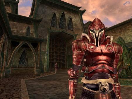 The Elder Scrolls III: Morrowind скриншот