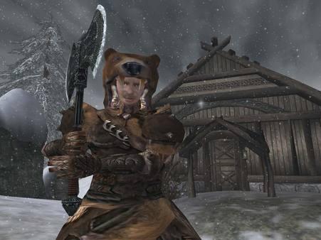 Скриншот №11 к The Elder Scrolls III Morrowind® Game of the Year Edition
