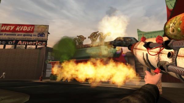 Скриншот №5 к POSTAL 2