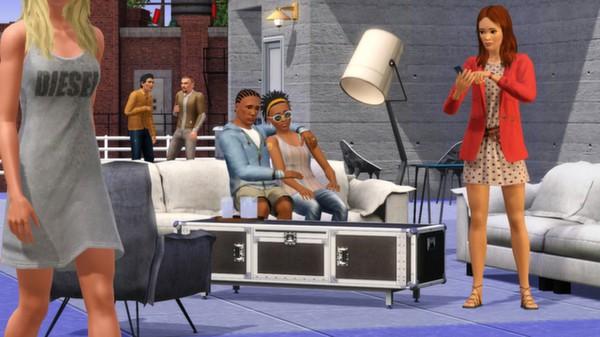 Скриншот №2 к The Sims 3 Diesel Stuff