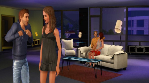 Скриншот №3 к The Sims 3 Diesel Stuff