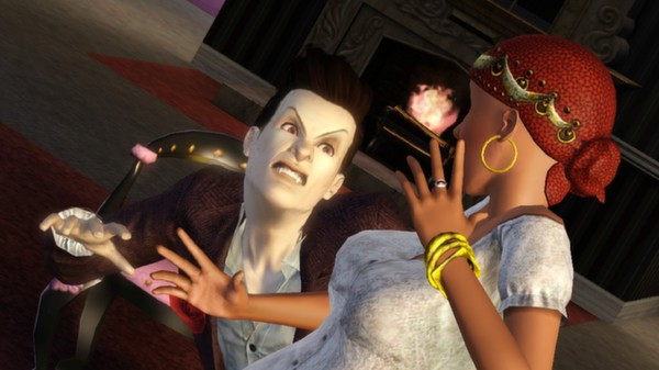 Скриншот №3 к The Sims 3 Supernatural