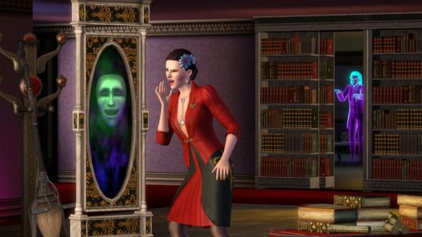 Скриншот №5 к The Sims 3 Supernatural