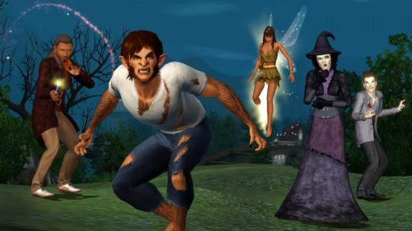 Скриншот №1 к The Sims 3 Supernatural