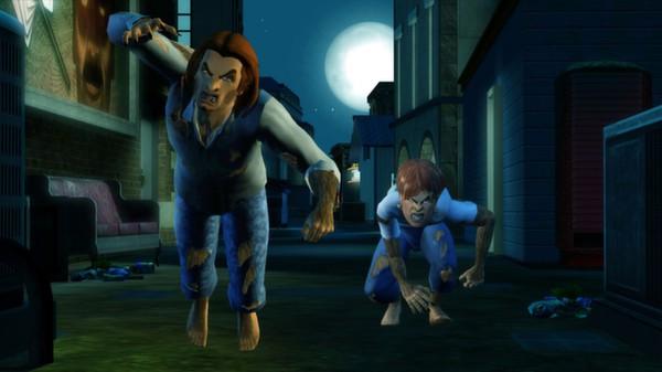 Скриншот №4 к The Sims 3 Supernatural