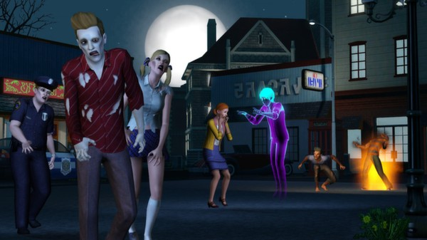 Скриншот №6 к The Sims 3 Supernatural