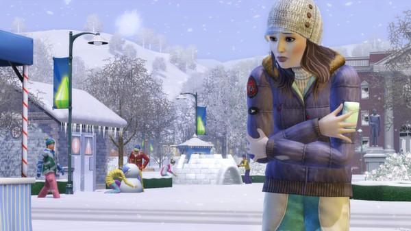 Скриншот №2 к The Sims 3 Seasons