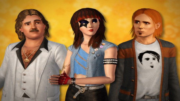 Скриншот №6 к The Sims 3 70s 80s and 90s