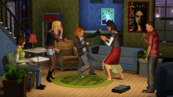 Скриншот №3 к The Sims 3 70s 80s and 90s