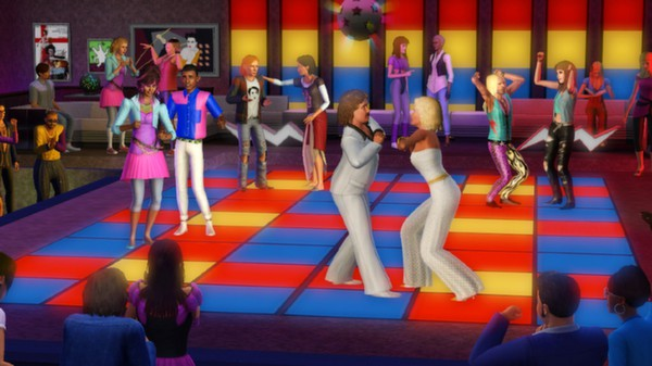 Скриншот №5 к The Sims 3 70s 80s and 90s