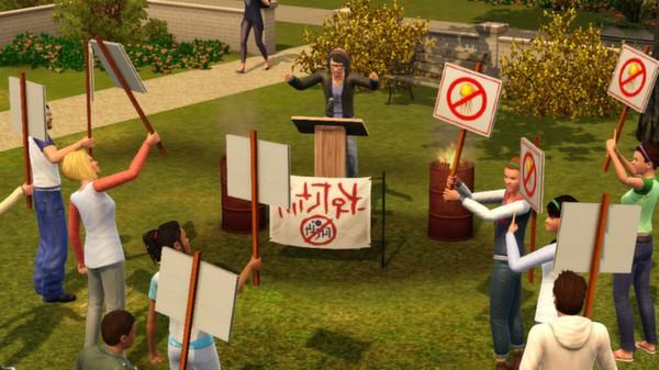 Скриншот №5 к The Sims 3 University Life