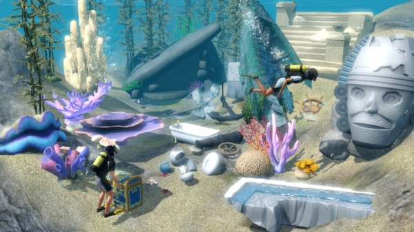 Скриншот №2 к The Sims 3 Island Paradise